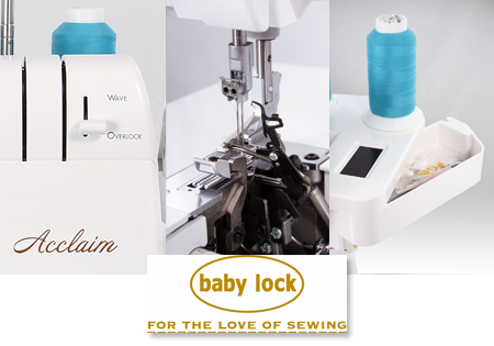Baby Lock - Overlock- & Coverlocker
