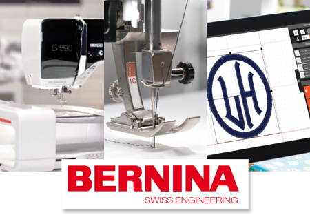 Bernina Näh- & Stickmaschinen
