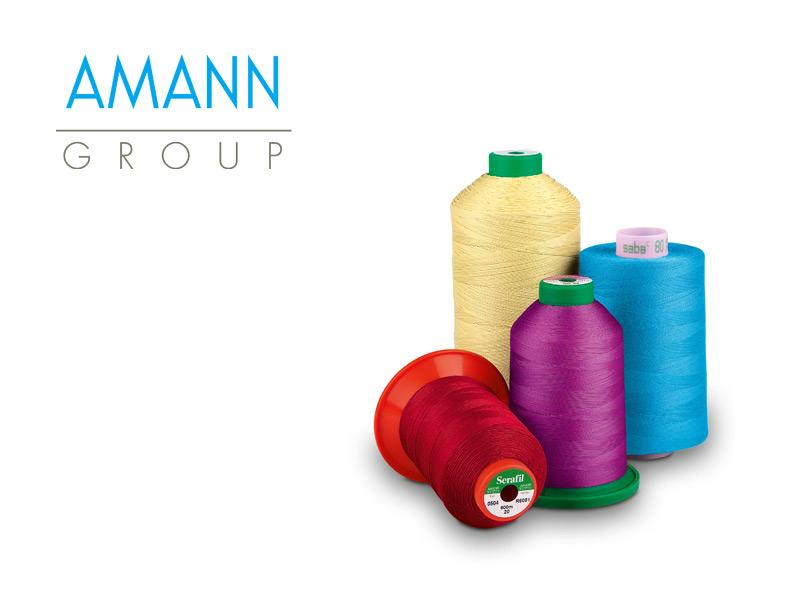 Amann Serafil 20 - Polyester Multifilament
