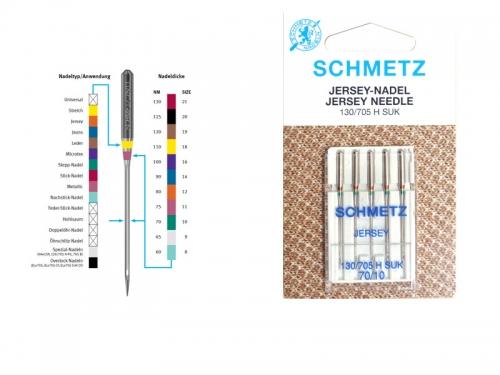 Schmetz Maschinennadeln - Jersey-Nadeln