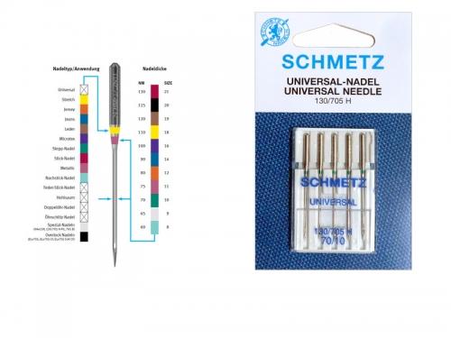 Schmetz Maschinennadeln - Universal-Nadeln