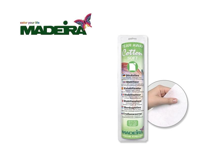 Madeira - Tear Away Cotton Soft