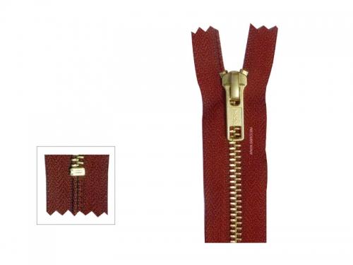 YKK Jeans-Reißverschluss Metall (6 cm bis 22 cm)
