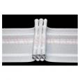 Faltenband 3 Falten Weiß 50mm