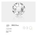 Swarovski SS12 3mm Crystal 100 Stk