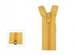 YKK Anorak-Reißverschluss (Kunststoffspirale, 80 cm)