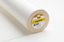 Stickvlies Solufix, wasserlösliches, selbstklebendes Vlies, Meterware