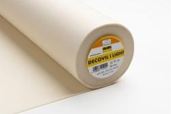 Bügeleinlage Decovil I Light für Bastelarbeiten, Kreativarbeiten, Meterware