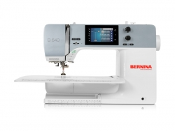 BERNINA 540 (Stickmodul optional)