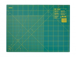 Schneidunterlagen cm/inch-Einteilung