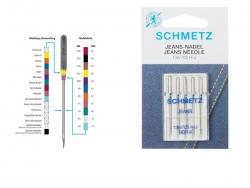Schmetz Maschinennadeln - Jeans-Nadeln