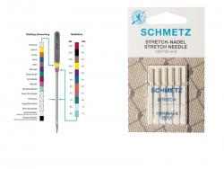 Schmetz Maschinennadeln - Stretch-Nadeln