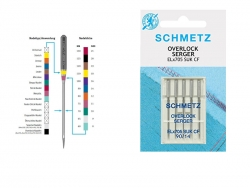 Schmetz Maschinennadeln - Overlock Serger