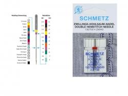 Schmetz Maschinennadeln - Zwillings-Stretch-Nadeln