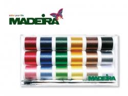 Madeira -  Stickgarnkoffer Polyneon