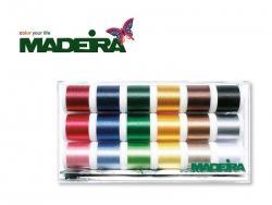 Madeira - Stickgarnkoffer Rayon