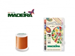 Madeira - Stickgarnbox Decora