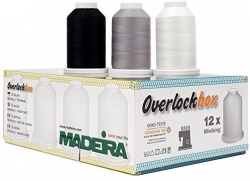 Baby Lock - Victory Overlock - inkl. MADEIRA OVERLOCKBOX -