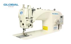 Global 3901 Automatik Nadeltransport mit Fadenabschneider