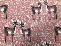 Kinder-Sweat Brushed Bambi