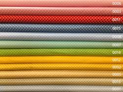 Baumwoll-Druck Totenköpfe, verschiedene Farben