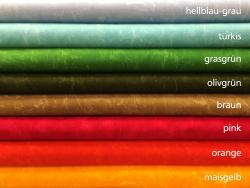 Baumwollstoff- Patchwork - Batik, verschiedene Farben