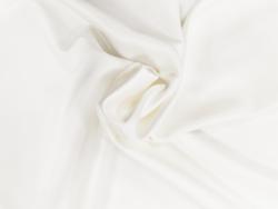 Krepp Satin Stoff weiße Farbtöne