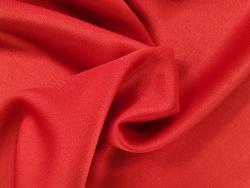 Krepp Satin Stoff rote Farbtöne