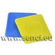Prym Schneiderkreide Blau+Gelb