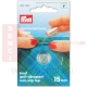 Prym Fingerhut mit Anti-Rutsch-Kante 15mm