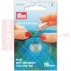 Prym Fingerhut mit Anti-Rutsch-Kante 15mm