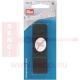 Prym BH-Verlängerer 25mm 3x2 Schwarz