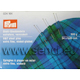 Prym Stahl-Stecknadeln Silberfarbig 500gr