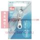 Prym Fashion-Zipper Silberfarbig