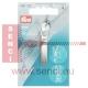 Prym Fashion-Zipper Silberfarbig Matt
