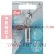 Prym Fashion-Zipper Altsilber