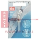Prym Fashion-Zipper Transparent Matt