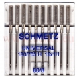 Schmetz Maschinen Nadeln Flachkolben 130/705 H Universal