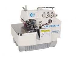 Global 3-4 Faden Industrie Overlock